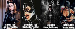 Cat Women I Have Loved