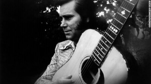 Country music ;pioneer George Jones, in 1975.
