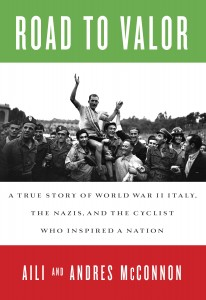 Italian cyclist and quiet war hero (peace hero, actually), Gino Bartali.