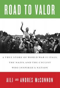 Italian cyclist and quiet war hero (peace hero, actually), Gino Bartali.