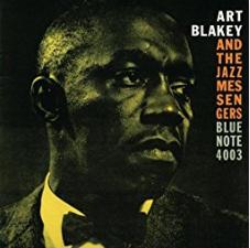 Blakey LP cover