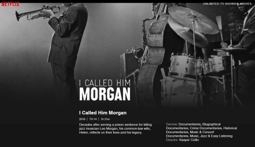 lee morgan doc capture