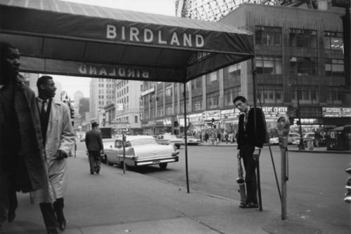 Birdland+4AM+NY+1960 - zombie sax player photo