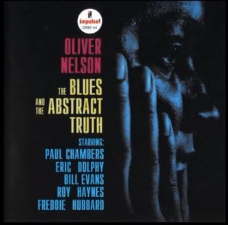 Blues & Abstract Truth -Cover