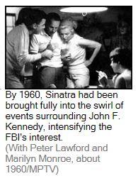 MaB-Sinatra, Monroe, Lawford, (Rudin)- WaPo story on the FBI checks on Sinatra-Mob-JFK connects